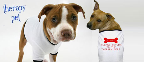 Therapy Dog T-Shirts